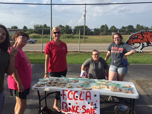 FCCLA Bake Sale